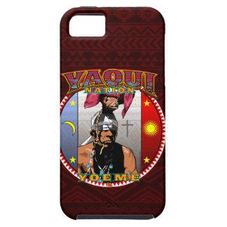 Yaqui Yoeme Deer Dancer design iPhone 5 Cover