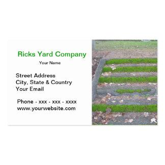 Yard Company Business Card