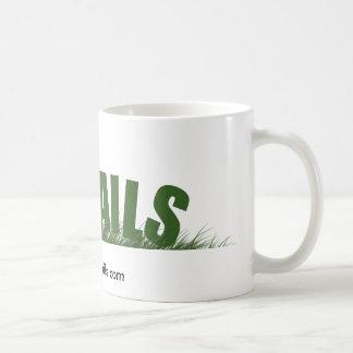 Yard Fails Text Logo Mug