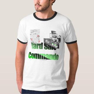 Yard Sale Commando #1 T-Shirt