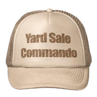 Yard Sale Commando Cap