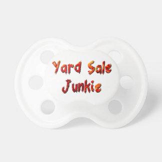 Yard Sale Junkie Baby Pacifiers