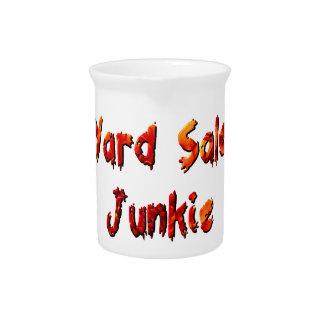 Yard Sale Junkie Pitchers