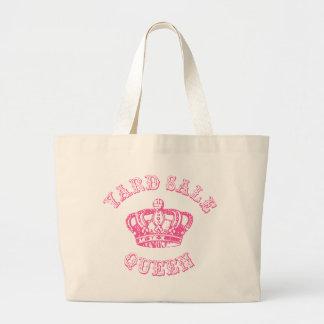Yard Sale Queen Jumbo Tote Bag