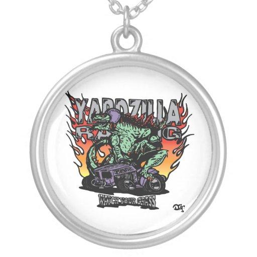 Yardzilla Purple Mower No Logo Custom Jewelry