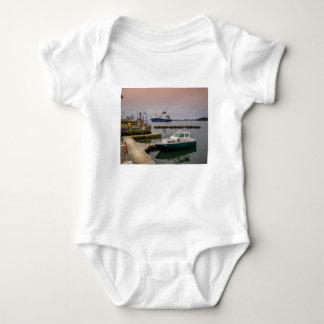 Yarmouth Ferry Baby Bodysuit