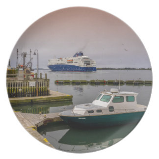 Yarmouth Ferry Plate