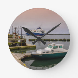 Yarmouth Ferry Round Clock