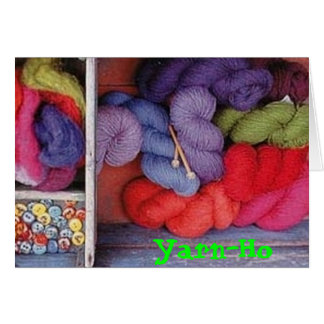 Yarn-Ho All Occasion Greeting Cards