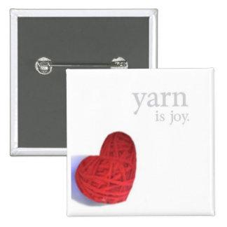 yarn joy button