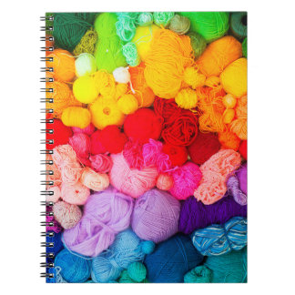 Yarn Lover's Notebook