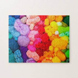Yarn Stash Puzzle