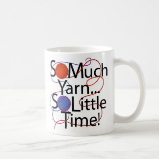Yarn Time Coffee Mug