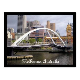 Yarra River postcard