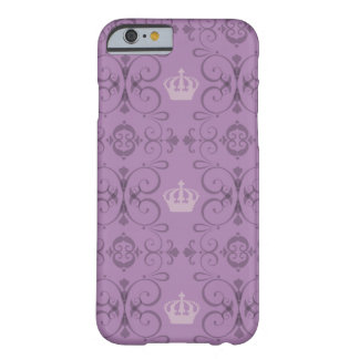 Yas Queen! Purple Crown Phone Case
