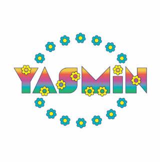 Yasmin in Flores Rainbow Photo Sculpture