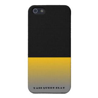 YASS QUEEN SLAY iPhone 5/5S CASE