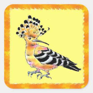 yatsugashira square sticker