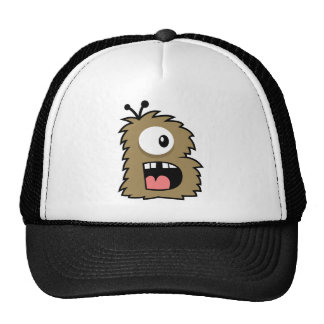 Yay For Color Monster Alphabet Mesh Hats