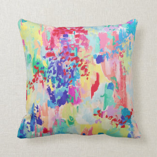 """""""Yay for Saturday!"""" Throw Pillow"""