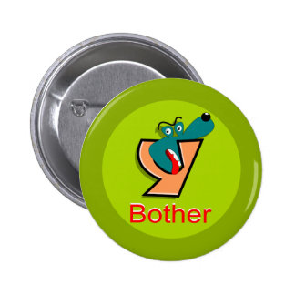 YBother green Button
