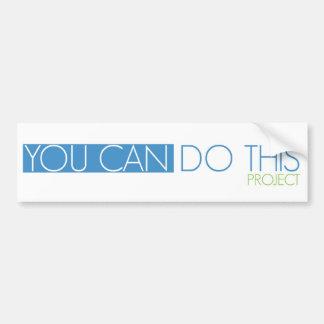 YCDTP Bumper Sticker
