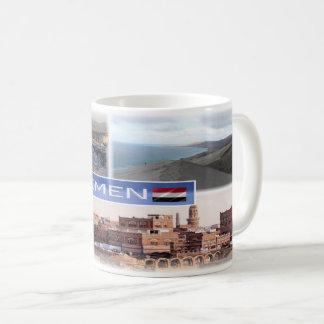 YE Yemen - Coffee Mug