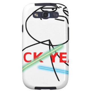 Yeah Jedi meme Galaxy S3 Cases