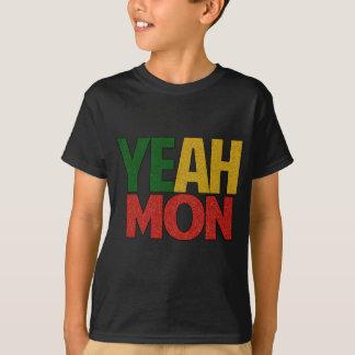 Yeah Mon Jamaican Vacation T-Shirt
