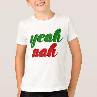 Yeah Nah New Zealand Slang T-Shirt