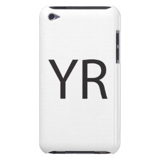 Yeah Right -or- you -or- your ai Barely There iPod Cases