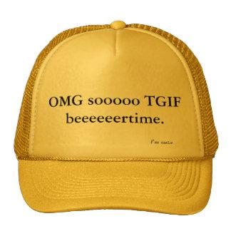 yeah yeah goodbye whatever cap
