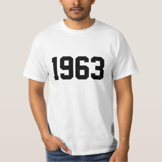 Year 1963 T-Shirt