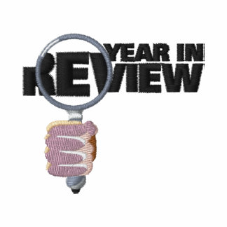 YEAR IN REVIEW EMBROIDERED POLO SHIRTS