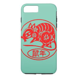 """""""year of rat Phone case"""" iPhone 7 Plus Case"""