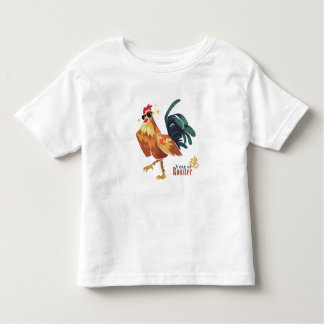 Year of Rooster, Chinese Character Toddler T-Shirt