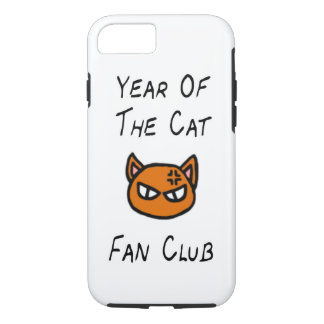 Year Of The Cat Fan Club Case