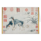 Year of the Dog 2018 Chinese Painting Greeting C Card