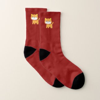 Year of the Dog 2018 Socks