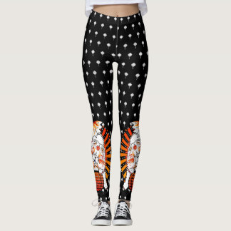 YEAR OF THE DOG BINDI MI TANG LEGGINGS