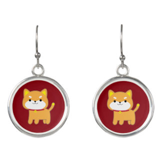 Year of the Dog Earrings