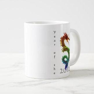 Year of the Dragon 2012 Jumbo Mug