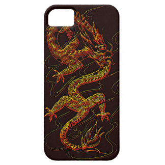 Year of the Dragon Asian Dragon design iPhone 5 Cover
