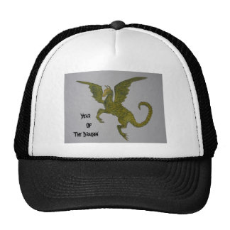 Year Of The Dragon Cap