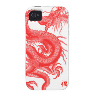 Year of The Dragon Case-Mate iPhone 4 Cases