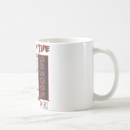 Year Of the Dragon - Chinese New Year Mug