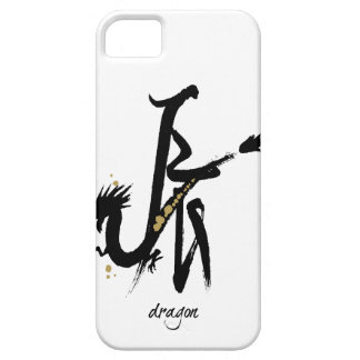 Year of the Dragon - Chinese Zodiac Barely There iPhone 5 Case