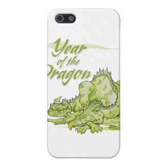 Year of the Dragon Cover For iPhone 5/5S