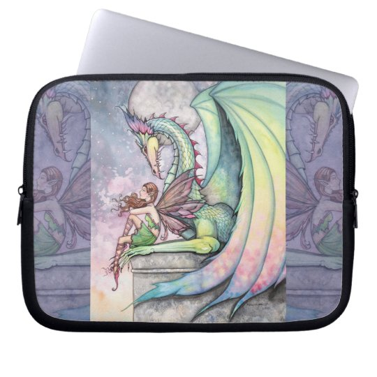 Year of the Dragon Fairy Dragon Laptop Sleeve