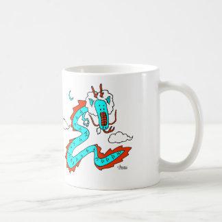 Year of the Dragon Basic White Mug
